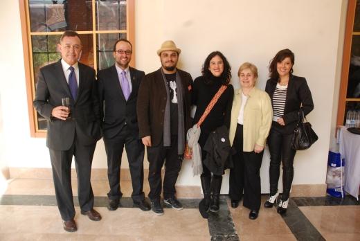 lucas+agudelo+inauguracion+museo+de+america